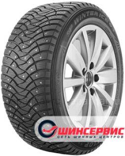 Зимние шины Dunlop Sp winter ice 03 225/45 17 дюймов новые в Уфе