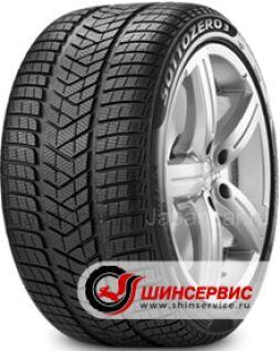 Зимние шины Pirelli Winter sottozero iii runflat 225/50 17 дюймов новые в Краснодаре