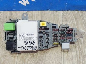 Блок предохранителей на Honda Saber UA2 G25A
