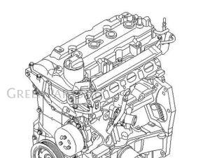 Двигатель на Mazda Familia VZNY12