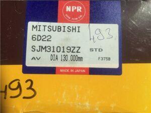 Кольца поршневые MITSUBISHI