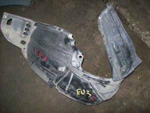Подкрылок на Honda Civic EU3