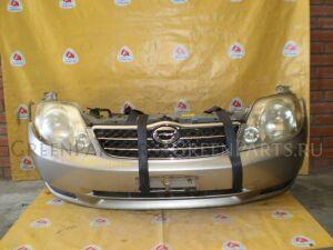 Ноускат на Toyota Corolla NZE120 ф. 12-469 хром