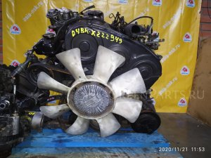 Двигатель на Hyundai Galloper ED/JK D4BH