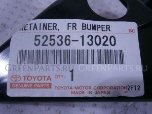 Крепление бампера на Toyota Corolla NZE124 1NZ-FE