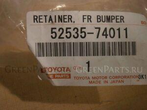 Крепление бампера на Toyota IQ KGJ10 1KR-FE