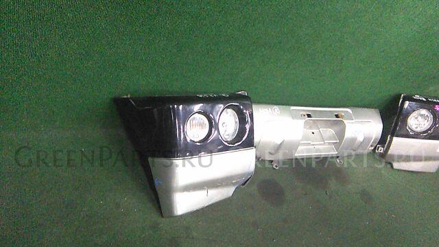 Бампер на Mitsubishi Pajero Mini H58A 4A30T