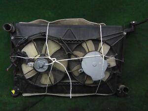 Радиатор основной на Toyota Opa ZCT15 1ZZ-FE