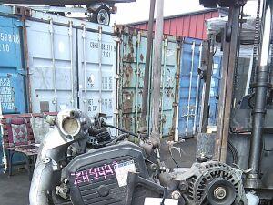 Двигатель на Toyota Mark II Qualis SXV20 5S-FE