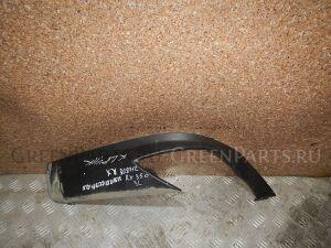 Накладка на бампер на Lexus RX 350/450/200 Т/300