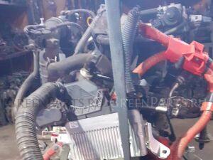Кпп автоматическая на Toyota Aqua NHP10 1NZFXE p51001a
