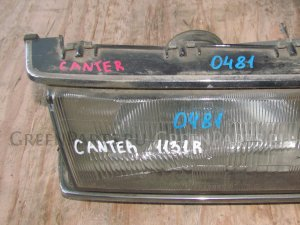 Фара на Mitsubishi Canter 1131
