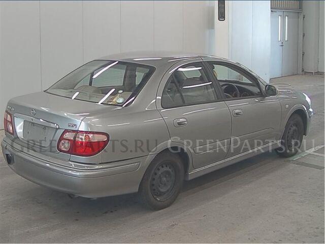Порог на Nissan Bluebird Sylphy TG10 QR20DD (KX4) 768524M500