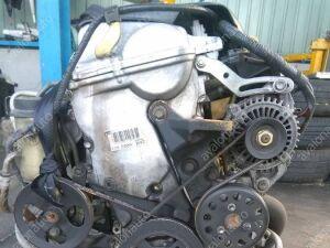 Двигатель на Toyota Bb NCP31 1NZ 120538КМ МЕХ+КОМП+КОСА