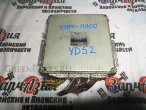 Блок управления двигателем на Hyundai Terracan HP D4BH
