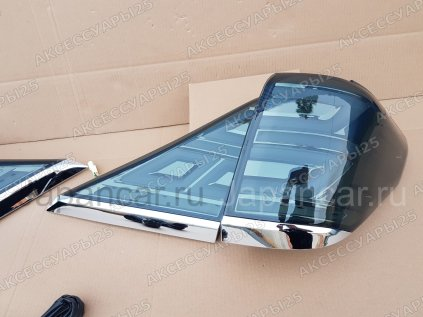 Стоп-сигнал на Toyota Alphard во Владивостоке