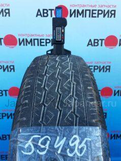 Летнии шины Bridgestone v600 165/- 14 дюймов б/у в Чите