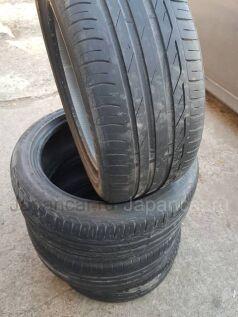 Летнии шины Bridgestone Turanza t001 225/45 17 дюймов б/у в Бийске