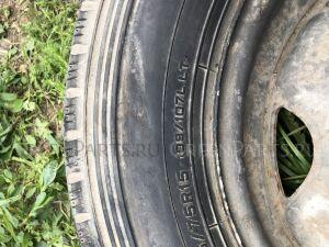 Шины Dunlop 195/75R15LT летние на дисках Nissan R15