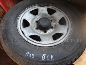 Шины Bridgestone Blizzak W969 0/70R15LT107105LLT всесезонные на дисках Japan R15