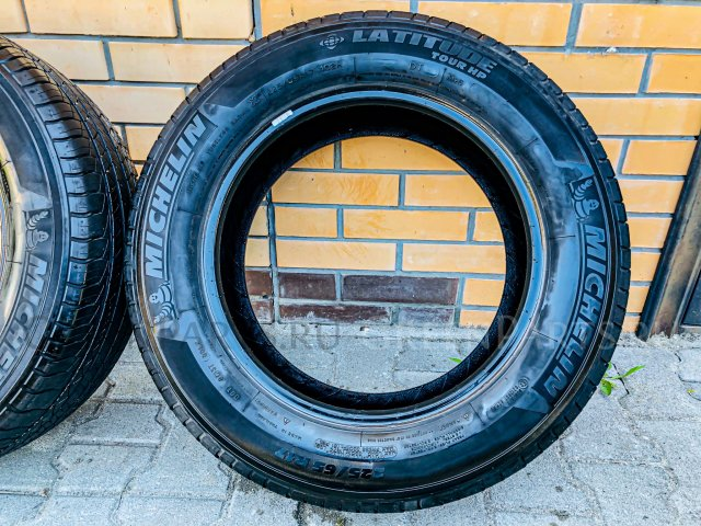шины Michelin Latitude tour hp 225/65R17 летние