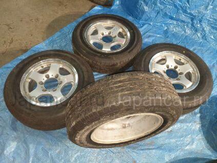 Летниe шины Bridgestone Nextry ecopia 205/70 15 дюймов б/у в Барнауле