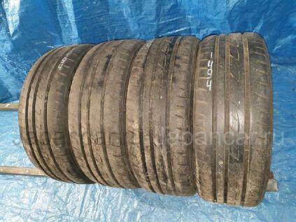 Летнии шины Bridgestone Ecopia pz-x 215/45 17 дюймов б/у в Барнауле