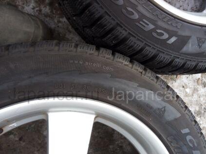 Зимние шины Pirelli Winter icecontrol 205/55 16 дюймов б/у в Челябинске