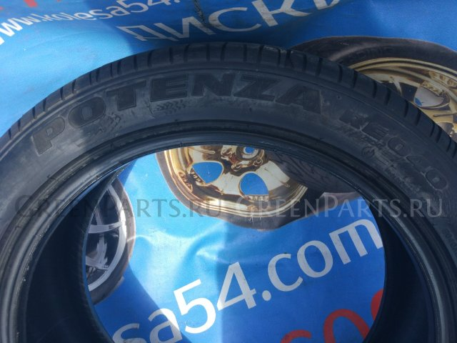 шины Bridgestone Potenza re040 205/50R17 летние