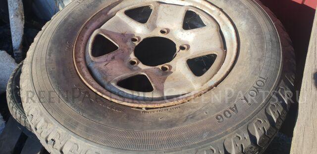 шины япония TOYO 195/80R14LT всесезонные на дисках ЯПОНИЯ R14
