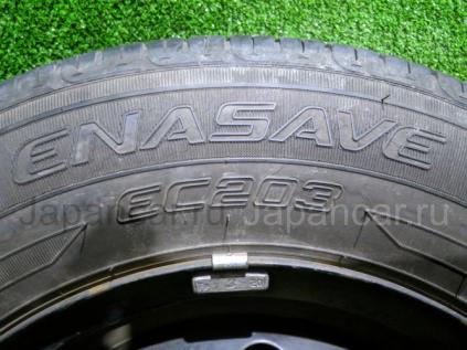 Летнии шины Dunlop Enasave ec203 165/80 13 дюймов б/у в Новосибирске