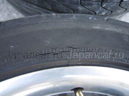 Летнии колеса Yokohama Advan neova ad07 235/45 17 дюймов Toyota б/у во Владивостоке
