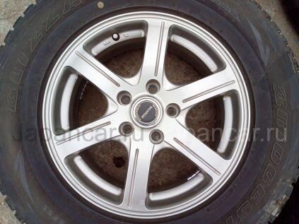 Диски 16 дюймов Bridgestone б/у в Челябинске