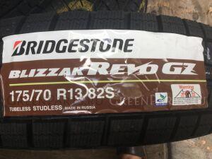 Шины Bridgestone Blizzak Revo GZ 175/70R13 зимние