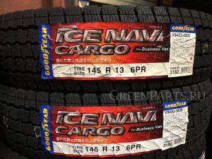 Шины Япония GoodYear Ice Navi Cargo 145/80R13LT зимние