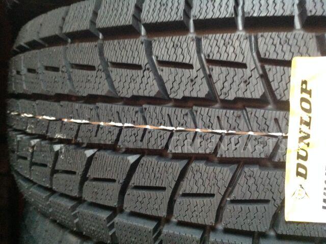 шины Япония Dunlop Grandtrek SJ8 215/65R16 зимние