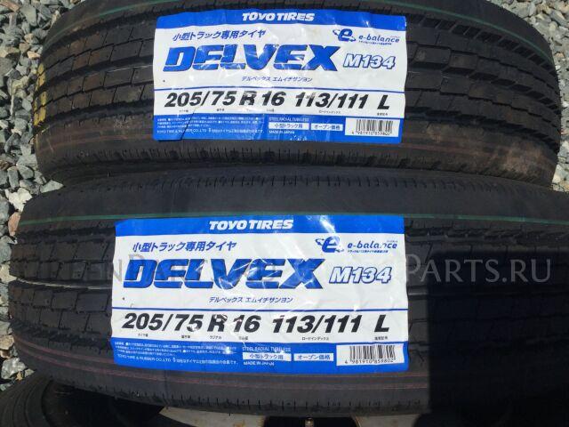шины Япония Toyo Delvex M134 205/75R16LT летние