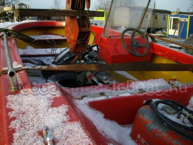 лодка пластиковая MARINE 1984 г.