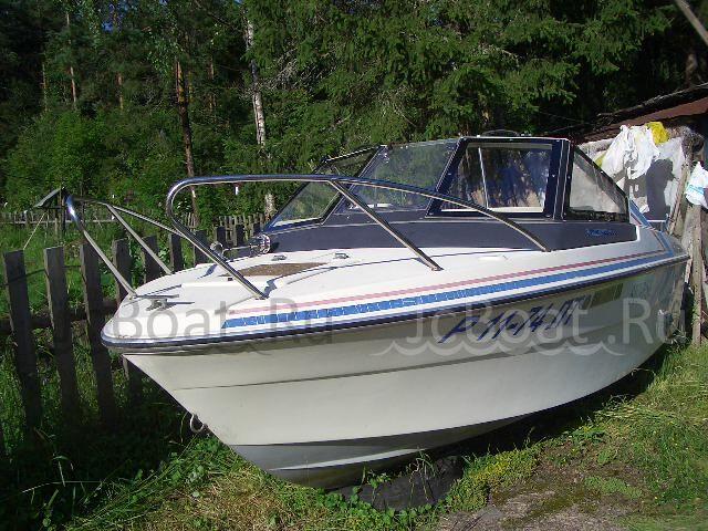 лодка пластиковая NISSAN MARINE 1993 г.