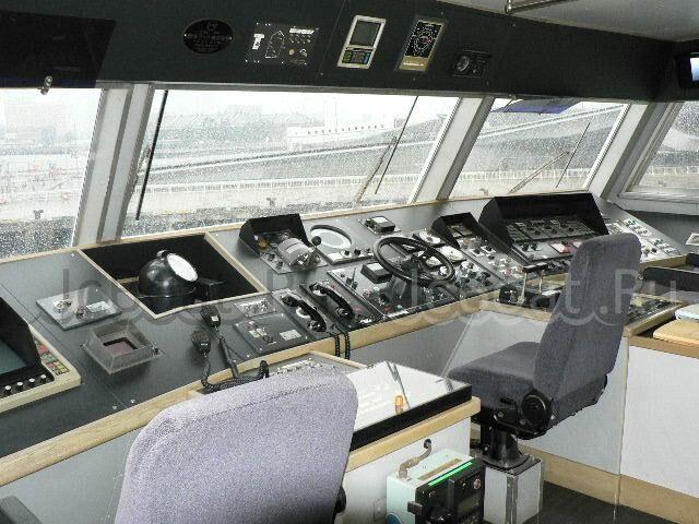 судно общего назначения KAWASAKI 1992 г.
