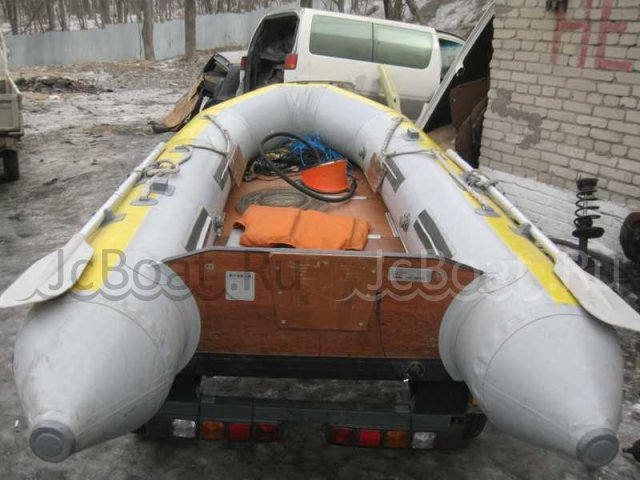 лодка резиновая ACHILLES FM320 1995 года