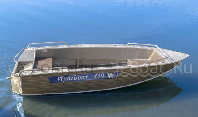 катер  Wyatboat 430C 2015 г.