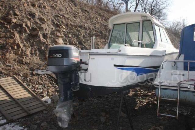лодка пластиковая YAMAHA FC-24 2000 г.
