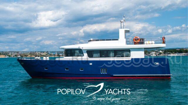 яхта моторная POPILOV 19.99 2015 года