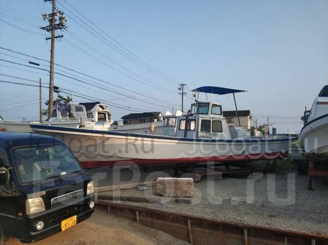 лодка YAMAHA 1999 г.