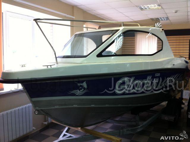 катер GLADIUS SEA WIND 520 HT 2009 г.