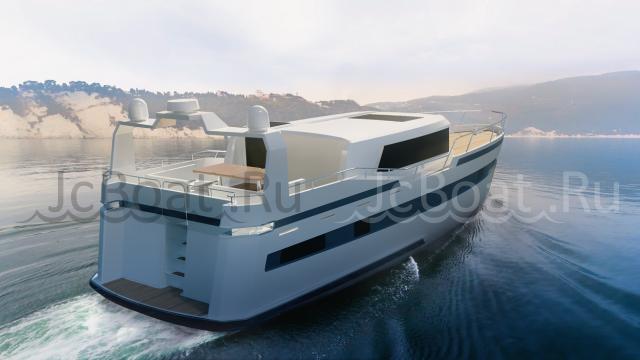 яхта моторная POPILOV-1499 2019 года