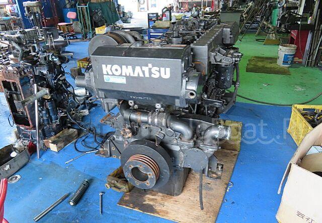 мотор стационарный YANMAR 6M122AP-1 2002 года