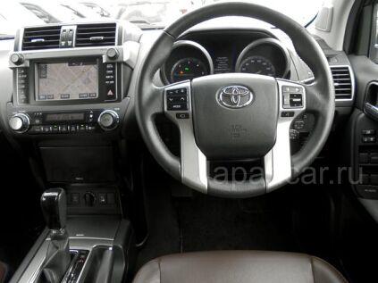 Toyota Land Cruiser Prado 2016 года в Хабаровске
