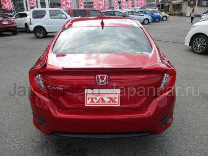 Honda Civic 2018 года во Владивостоке